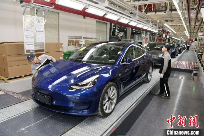加强产业链协同上海汽车生产基本恢复正常